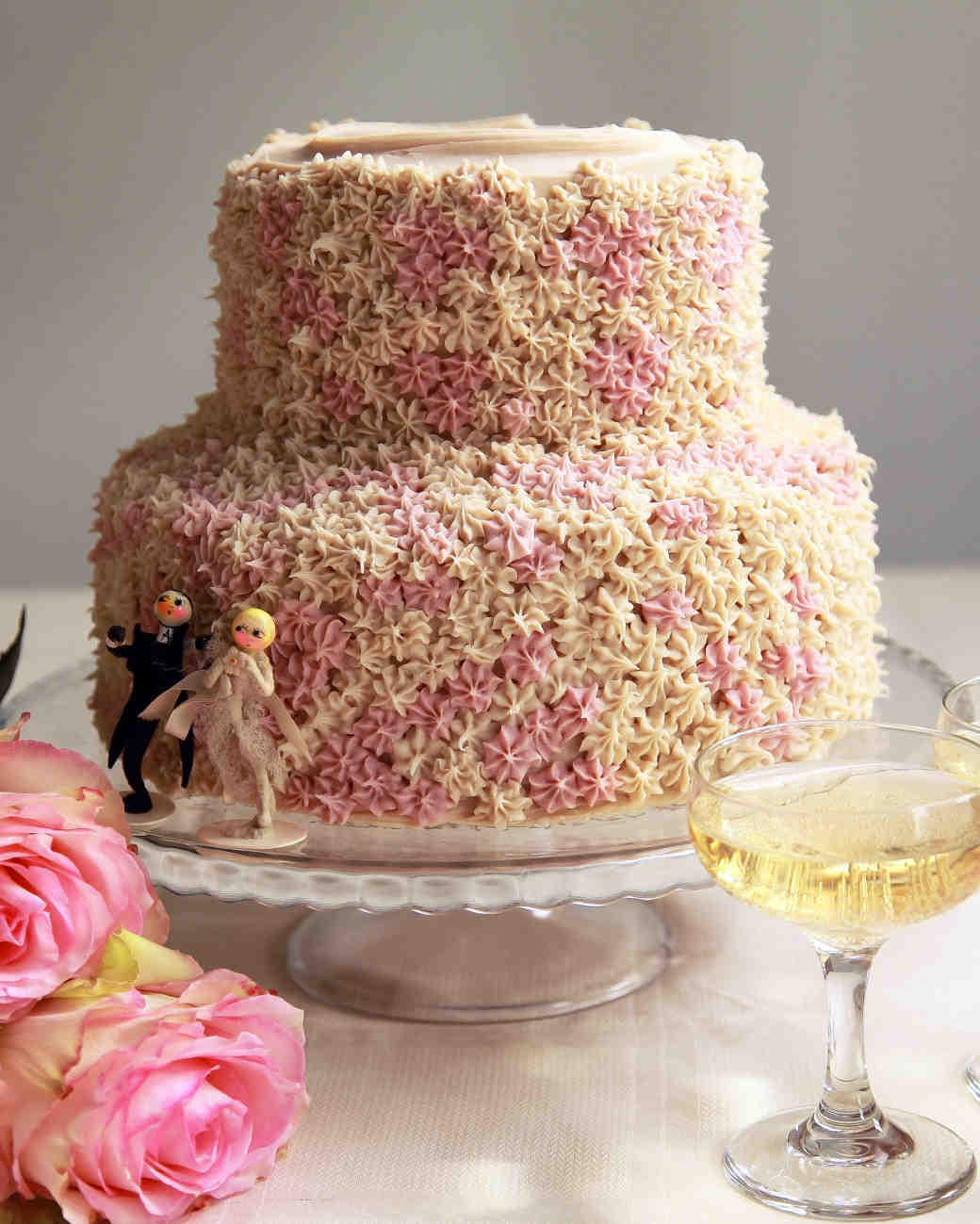 Gluten-Free Vegan Wedding Cake | Rhians Recipes