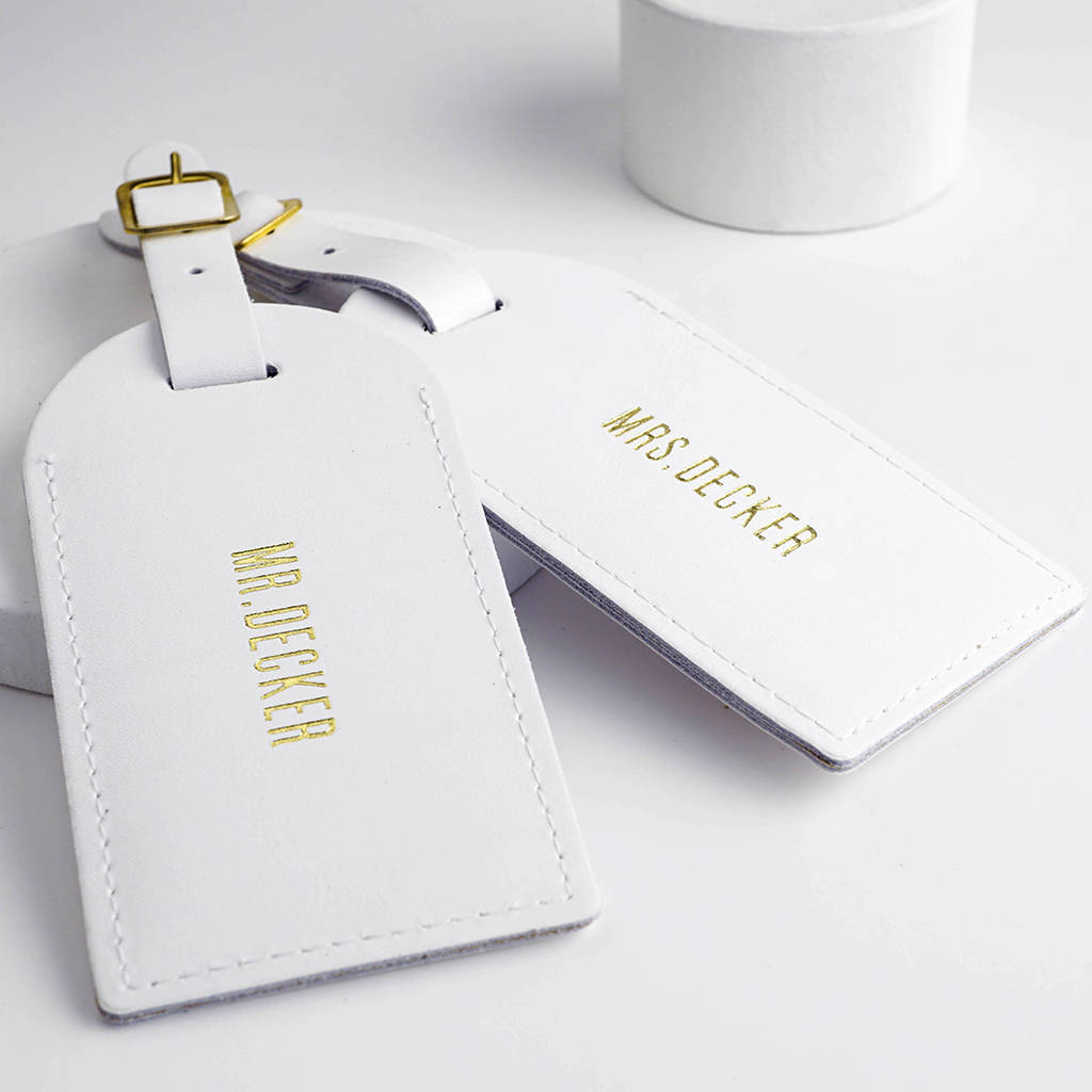 NOTHS.luggage-tags. Love Tipis