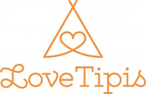 Love Tipis logo