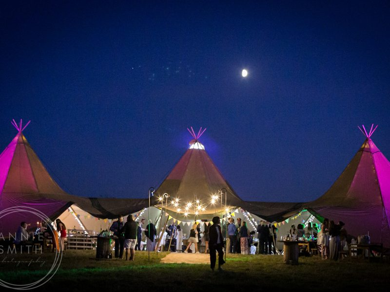 Wedding Tipi Hire